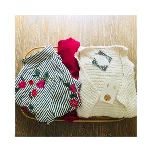 Curated Clothing Box | Size Medium